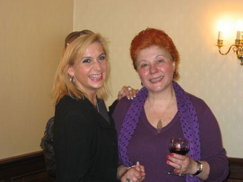 Natalie und Maria Statulova