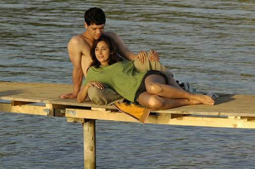 Carlo Ljubek (Alex) & Dorka Gryllus (Maria)