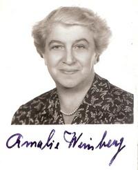 Amelie Weinberg
