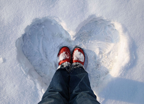 A Snow Heart For You
