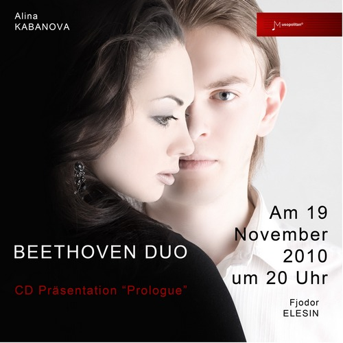beethoven duo