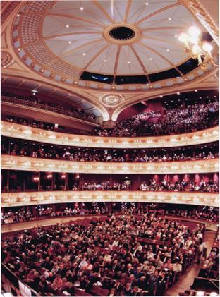 MAIN Auditorium - Rob Moore
