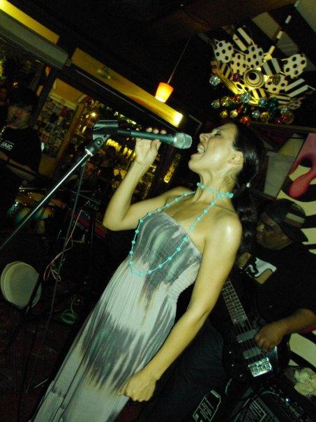 live at Blu Jazz, Singapore