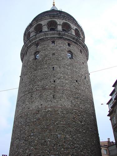Galata Turm