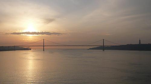 Lissabon 25.April Brücke