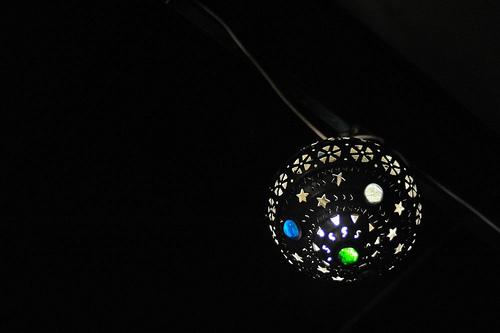 Lantern in Nablus