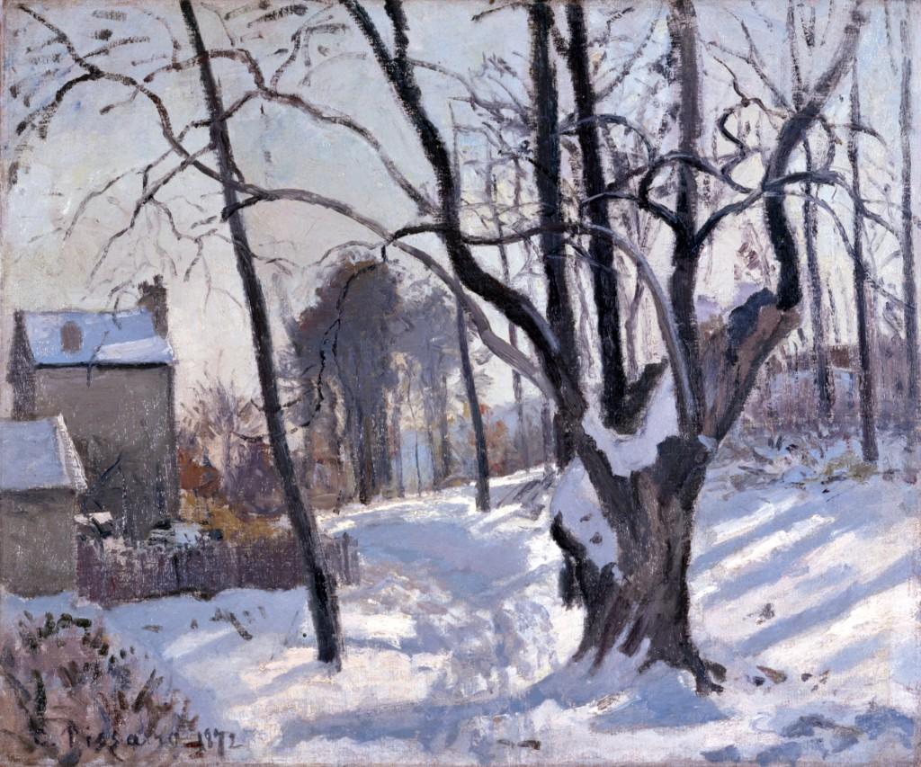 Schneelandschaft_in_Louveciennes