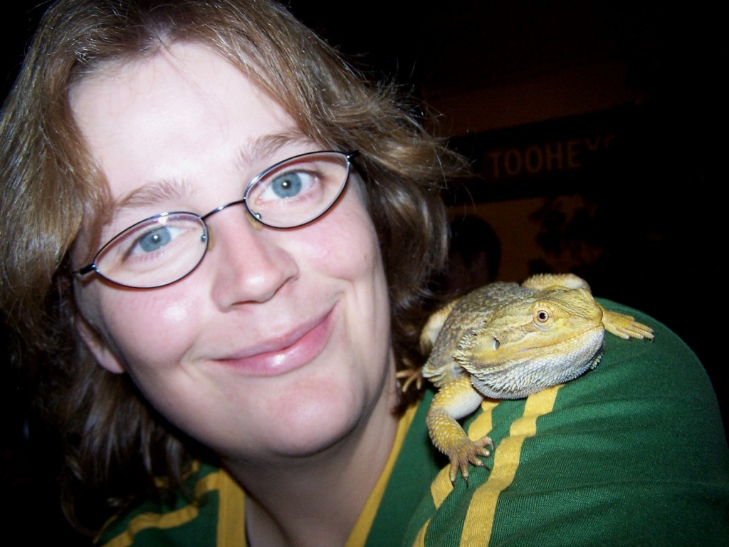 Portraitfoto Alice Springs mit Drachena